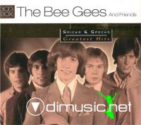 The Bee Gees And Friends (3cd) (2008)