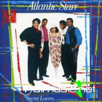 Atlantic Starr - Secret Lovers...The Best Of CD - 1989