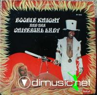 Boobie Knight & The Universal Lady - Earth Creature LP - 1974
