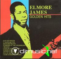 Elmore James - Golden Hits CD - 1996