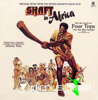 Johnny Pate Feat The Four Tops - Shaft In Africa OST - 1973