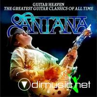 Santana  - Guitar Heaven: The Greatest Guitar Classics of All Time CD - 2010