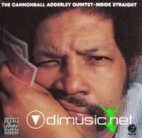 The Cannonball Adderley Quintet - Inside Straight LP - 1973