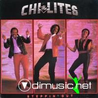 The Chi-Lites - Steppin' Out LP - 1984