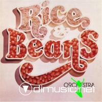 Cover Album of Rice & Beans Orchestra - Rice & Beans Orchestra LP 1976