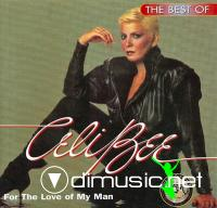 Celi Bee - For Ther Love Of My Man: Best Of CD - 1995