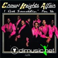 Crown Heights Affair - i Got Something For Ya LP - 1982