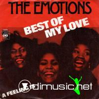 Emotions - Best Of My Love - 7'' - 1977