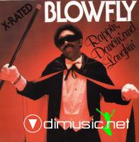 Blowfly - Rappin', Dancin', And Laughin' LP - 1980