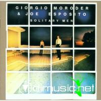 Giorgio Moroder & Joe Esposito - Solitary Men LP - 1983