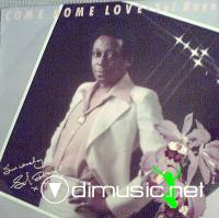 Sol Raye - Come Home Love LP - 1981