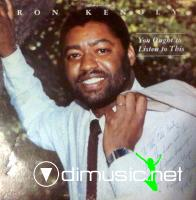 Ron Kenoly - You Ought To Listen To This LP - 1983