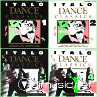 Various - Italo Dance Classics Vol. 1-4 (1990)