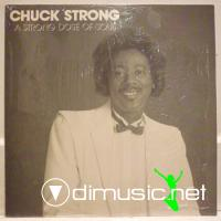 Chuck Strong - A Strong Dose Of Soul LP - 1989
