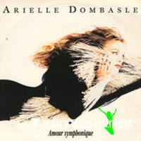Arielle Dombasle - Amour-Symphonique - Single 7'' - 1989