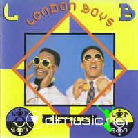 London Boys - 12''ers (1990-FLAC)