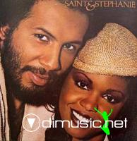 Saint & Stephanie - Saint & Stephanie LP - 1979