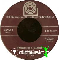 Jack McDuff - Sanctified Samba - 7'' - 1963