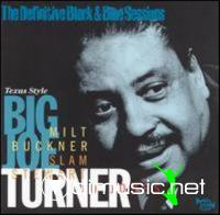 Big Joe Turner - Texas Style LP - 1989