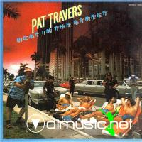 Pat Travers - Heat In The Street (1978) [flac+mp3]