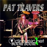 Pat Travers - Boom Boom (1991) [flac+mp3]