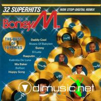 Boney M - The Best Of 10 Years (32 Superhits - Non-Stop Digital Remix)