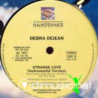 Debra Dejean - Strange Love - Single 12''- 1982