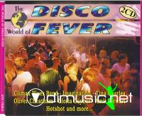 Various - The World Of Disco Fever (2xCD)
