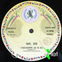 Mr. Me - I go down (12 Vinyl - 1987) wav