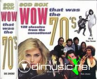 VA - Wow That Was The 70s (8CD Box set) (1999)