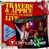 Pat Travers & Carmine Appice - Live At The House Of Blues (2005) (Lossless+mp3)