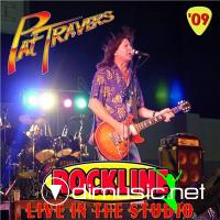 Pat Travers - Rockline 2009 (2009) (Lossless+mp3)