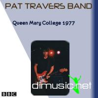 Pat Travers Band - Queen Mary College 1977 (1977) (Lossless+mp3)