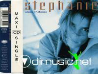 Stephanie - Winds Of Chance - Single 12'' - 1991