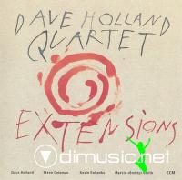 Dave Holland Quartet - Extentions 1990