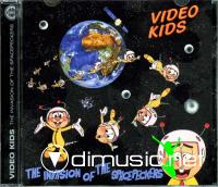 Video Kids - The Invasion Of The Spacepeckers - ESonCD