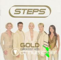 Steps - Gold - Greatest Hits (2001)