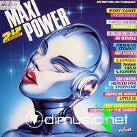 Various - Maxi Power Vol. 1 (1988)