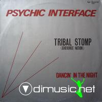 Psychic Interface – Tribal Stomp (Cherokee Nation) - Single 12'' - 1986