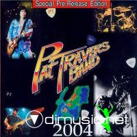 Pat Travers (Pat Travers Band, P.T. Power Trio, Travers & Appice) - Discography (90 albums, 95 CD) - 1976-2016