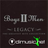 Boyz II Men - Legacy - The Greatest Hits Collection (2001)