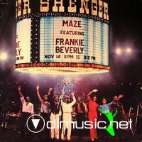 Maze Featuring Frankie Beverly - Live In New Orleans 1980