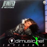 Jennifer Munday – Invisible (12 Vinyl - 1986) WAV