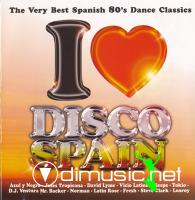 Various - I Love Disco Spain Vol. 1