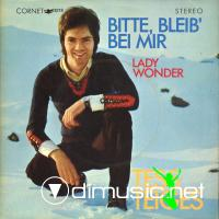 Tess Teiges ( Fancy)– Bitte, Bleib' Bei Mir  Lady Wonder  - Single 7'' - 1971