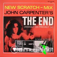 John Carpenter´s – The End (New Scratch-Mix) (12