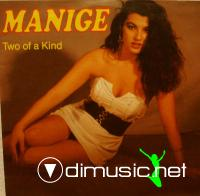 Manige – Two Of A Kind  Romeo Love - Single 7'' - 1987