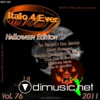 VA - Italo 4 Ever, Vol.76 - Helloween Edition (2011)