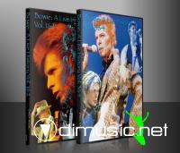 David Bowie - A Live History 1968-2003 (2011) 4XDVD 5