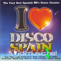 Various - I Love Disco Spain Vol. 2